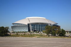 Stade de cowboys de Dallas photos libres de droits