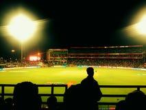 Stade de cricket image libre de droits