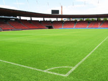 Stade de football Image stock