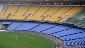 Stade de football Images stock