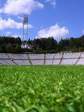 Stade de football Photo libre de droits