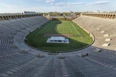 stade de football américain Photo libre de droits