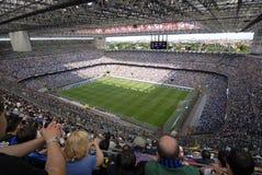 Stade de football de Meazza Photos libres de droits