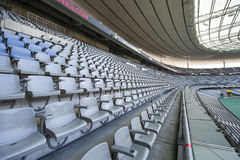 Stade de France Photo libre de droits