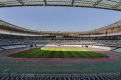 Stade de France royaltyfria foton
