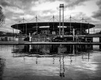 Stade de France. Biggest arena stadium in France near Paris The Stade de France Stock Photos