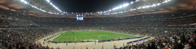 Stade de France Paris, Frankrike Arkivfoto