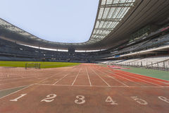 Stade de France Royalty Free Stock Photo