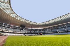 Stade de France. At Stade de France stadium. Paris Royalty Free Stock Photos
