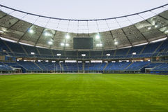 Stade de Jaber Images libres de droits