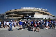 Stade de Kauffman - Kansas City Royals Images libres de droits