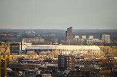 Stade De Kuip de Feyenoord images stock