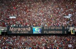 Stade de Maracana photographie stock