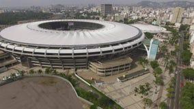 Stade de Maracana Le football br?silien Musical dans le stade de Maracana clips vidéos