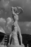 Stade de marbre - Foro Italico Photo stock