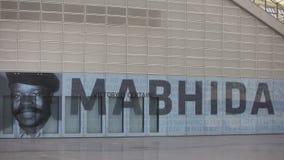 Stade de Moïse Mabhida, la FIFA, coupe du monde 2010   Images stock