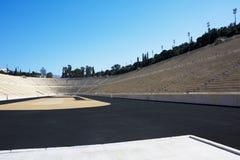 Stade de Panathinaiko, Athènes, Grèce Photographie stock