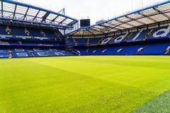 Stade de passerelle de Chelsea FC Stamford Photo stock