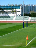 Stade de rugby Photographie stock