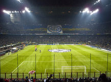 Stade de San Siro Photos stock