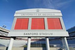 Stade de Sanford Photos libres de droits