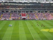 Stade de Spartak Photos stock