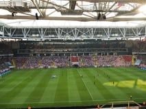 Stade de Spartak Photographie stock