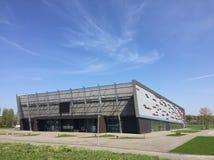 Stade de sport moderne dans Koszalin Pologne Images stock