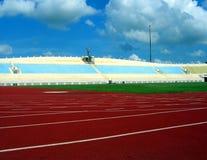 Stade de sports photo stock