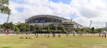 Stade de Sydney dans l'australiaia Images libres de droits