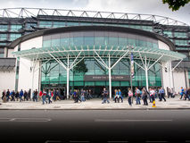 Stade de Twickenham, Londres. Photos stock