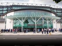 Stade de Twickenham, Londres. Photos stock
