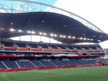 Stade de Winnipeg Photographie stock
