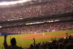Stade de Yankees photographie stock