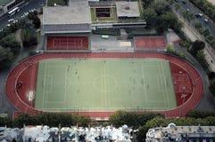 Stade Emile Anthoine, Parijs, Frankrijk Royalty-vrije Stock Afbeelding
