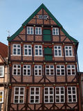 Stade,Germany. Impressive facade of building in Stade ,Germany Stock Images