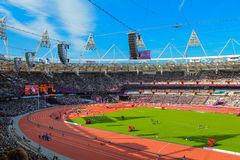 Stade Londres Paralympics 2012 Photographie stock