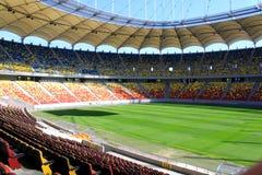 Stade national d'arène photographie stock