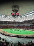 Stade national de la Pologne Photos stock