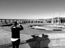 Stade olympique Photo libre de droits
