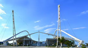 Stade olympique Photo stock