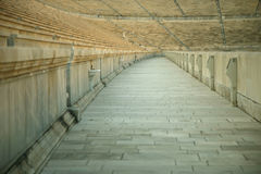 Stade olympique à Athènes Photos stock