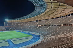 Stade olympique de Berlin Photographie stock libre de droits