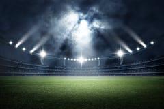 Stade, rendu 3d Images stock