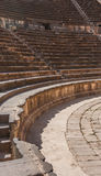 Stade romain antique Photos stock