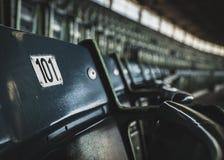 Stade Seat 101 photographie stock libre de droits