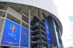 Stade Velodrome, Marseille, France Royalty Free Stock Photo