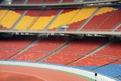 Stade vide Photo libre de droits