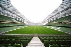 Stade vide Aviva Images stock
