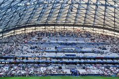 The Stade Vélodrome Stock Photography
